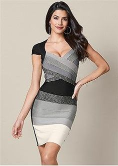 Discover new styles of dresses, jeans, women's tops and more for beautiful looks to help heat things up this season. Shop for new clothing styles all from VENUS. Black Women Fashion, Latest Fashion For Women, Womens Fashion, Fashion Trends, Formal Dress Shops, Formal Dresses, Dresses Dresses, Spring Dresses, Party Dresses