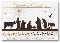 Christmas Blessing Wood Post A Plaque . Catholic Christmas Cards, Christmas Blessings, Catholic Gifts, Our Lady Of Lourdes, Nativity Scenes, Wood Post, Calendar 2017, Advent Calendars, Gift Store