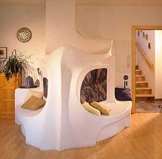 Kurzofen: Die klassischen Kurz-Öfen Home Building Design, Building A House, Earthship Home, Brick Masonry, Tiny House Loft, Underground Homes, Natural Homes, Home Decor Furniture, Decoration