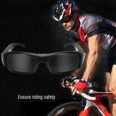 1080P HD Mini Night Vision Eyewear DVR Video Recorder Sunglasses Camera Glasses   Wish Oakley Sunglasses, Mens Sunglasses, Sports Sunglasses, Wifi Spy Camera, Mac Os 10, Polarized Glasses, Blacked Videos