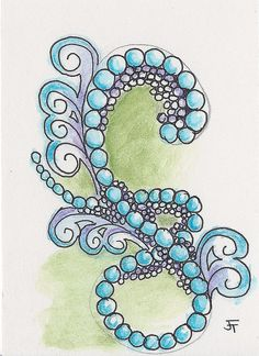 Color Zentangle 7 | Flickr - Photo Sharing!