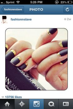 love chic nail art design