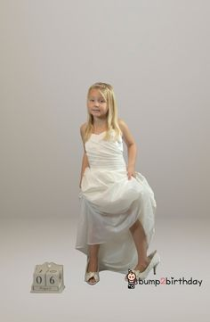 Girls in their mothers wedding dresses, £60 photoshoot with 3 digital images and prints