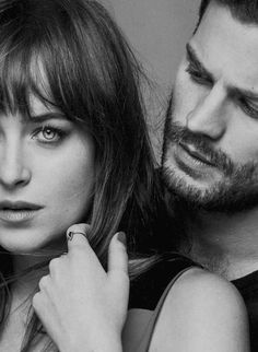 Dakota Johnson & Jamie Dornan