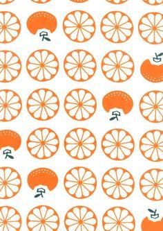 梨園染 商品詳細 みかん orange