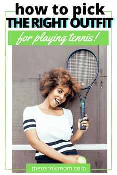 Find the right outfit to play tennis in using these simple tips. Cute tennis outfit ideas for when you play with friends or to wear when you are taking tennis lessons. Also what to wear to a tennis match as a spectator. Tennis Tops, Tennis Skirts, Tennis Match, Tennis Clubs, Tennis Dress, Tennis Clothes, Play Tennis, Indoor Tennis, Tennis Funny