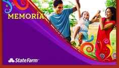 StateFarm is organizing the 2012 Memoria Sweepstakes and is giving away the chance to win a great family trip to Disney World!