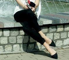 Niezwykle eleganckie baleriny marki Tommy Hilfiger to gwarancja wygody i stylu.