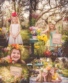 A Flower Market Mini Session with my Girls Photography Mini Sessions, Spring Photography, Children Photography, Photo Sessions, Spring Pictures, Easter Pictures, Themes Photo, Photo Ideas, Calendar Pictures
