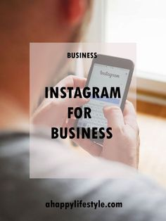 Would you like to know how to build your business using Instagram? Let's jump in on how to use all the fun features built into Instagram to promote your business.