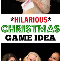 One of my most popular posts was the Minute-To-Win-It game ideas I shared several years ago HERE. I just love Minute-To-Win-It games because they are always so EASY and very, very fun. With Christmas Eve being tomorrow night, I thought you might need a little something up your sleeve to make your event even more …