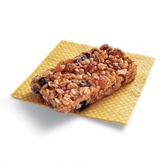 Homemade Granola Bars-way better for you than store bought!