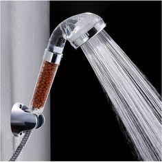 Spa Alkaline Water Shower Head Purifier Water Filters Cleaner For Health Skin