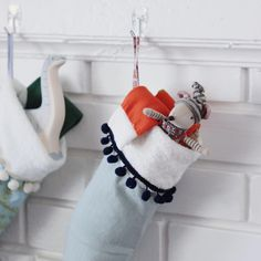 beautiful handmade stockings available at bitteshop.com