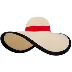 Eugenia Kim Sunny Straw Sunhat (995 RON) ❤ liked on Polyvore featuring accessories, hats, headwear, chapeau, hair, bone, wide hat, eugenia kim hat, brim sun hat en wide sun hat