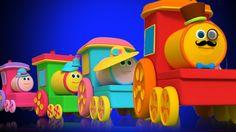 Bob o trem   Dedo família   Canção de berçário   Bob Train Finger Family...Nós sabemos que vocês amam Bob, o trem. Você estaria interessado em conhecer sua linda família também? Não faremos uma reunião formal muito chata. Nós faremos apenas a maneira de gostar dela. Musical e muita dança! Bem-vindo a família de dedos de Bob .. #crianças#bebê#pais#toddlers#poesiainfantil#rimas#préescolar #jardimdeinfância #educaçãoescolaremcasa#aprendendo #berçáriorimas #kidsrhymes #kidssong