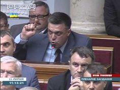 """П'ята колона, яка працює на президента Путіна 22 07 2014 Украина. Рада. Вот она украинская """"демократия""""! #украина #рада"""
