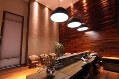 Recepção Empresarial - Pavesi Arquitetura