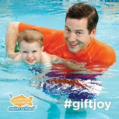 8 Experiences That Make Great Gifts For Kids (...spoiler alert: Goldfish Swim School is one of them!)