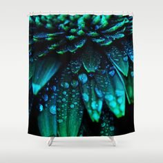 flower+Shower+Curtain+by+Ingz+-+$68.00