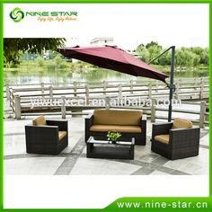 New Arrival OEM Design rattan/wicker furniture with competitive offer