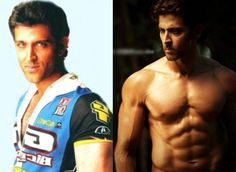 Evolution of Bollywood stars - HitFull.com