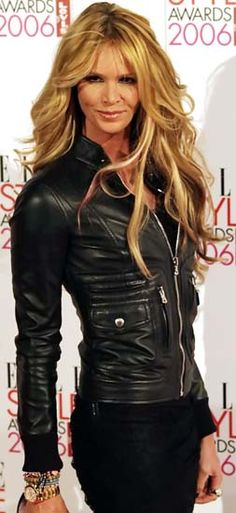 "Elle Mcpherson aka ""The Body"" (well, too bony for me, but thank God I'm not a guy..:D)"
