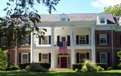 Alpha chapter, Kappa Alpha Theta, DePauw University: where it all started