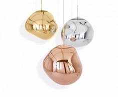 Buy Tom Dixon Melt Pendant Gold online with Houseology's Price Promise. Full Tom Dixon collection with UK & International shipping. Kitchen Chandelier, Glass Chandelier, Modern Chandelier, Pendant Lamp, Pendant Lighting, Gold Pendant, Mirror Glass, Light Pendant, Mini Pendant