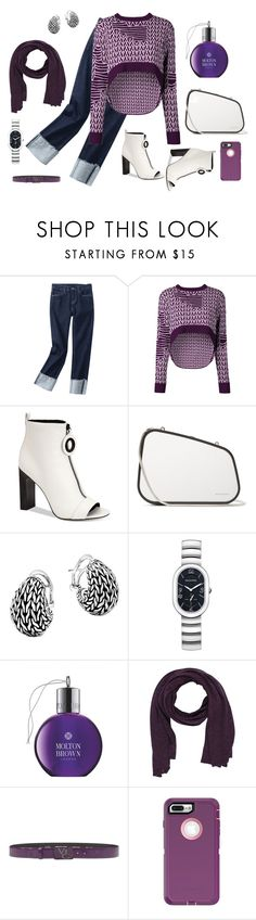 """conjunto518"" by lauracabrera-2 ❤ liked on Polyvore featuring Opening Ceremony, Calvin Klein, Balenciaga, John Hardy, Philip Stein, Molton Brown, Pyaar, Versace Jeans Couture and OtterBox"