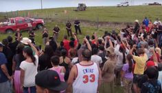 U.S. Government Just Declared WAR On Native Americans, State Gives Cops the Green Light To Shoot DAPL Protesters On Sight