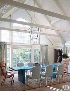 C. Wonder Founder J. Christopher Burch's Hamptons Beach House Photos | Architectural Digest