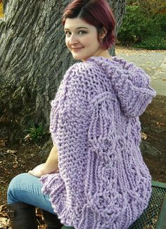 Fairhaven Pullover, side/back