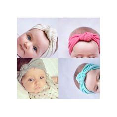 turbante o diadema niño