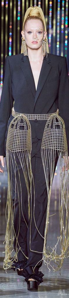 Area SPRING 2020 READY-TO-WEAR Ny Fashion Week, Spring Summer Fashion, Ready To Wear, Couture, How To Wear, Jewels, Jewerly, Capsule Wardrobe, Haute Couture