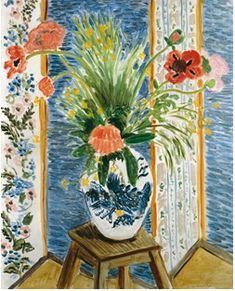 Henri Matisse's Poppies (1919), at Museo Thyssen-Bornemisza.