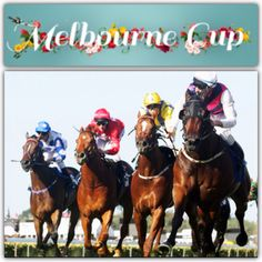 Have your put your bet on?  The Australian horse race that stops the nation and has the rest of the World watching us is happening today!  Which horse is going to win The Melbourne Cup for 2014?