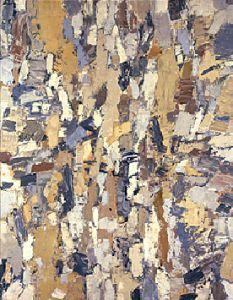 Aguayo, Rue Delambre, óleo sobre lienzo, 146x114cm de 1955