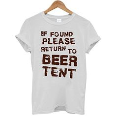 37595d1a1f8a Men s Beer Tent Festival T Shirt  Amazon.co.uk  Clothing. Funny Design ...