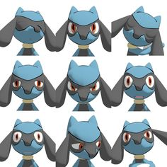 42 Best Lucario And Riolu Images Pokemon Stuff Videogames Drawings