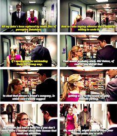 Arrow - Felicity Smoak and Ray Palmer #3.1 #Season3 you go felicity