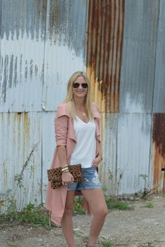 Blush Trench + Why I've Been MIA | Style in a Small Town