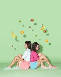 Native Shoes Catalogue Spring/Summer 2014 by Adi Goodrich, via Behance