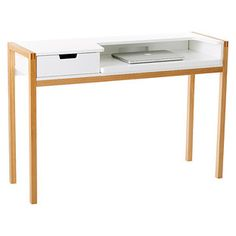 Farringdon Laptop Desk - Use this great design as a makeup station, a desktop or a top for your sewing machine.