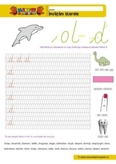D Archives - Manute Pricepute Cursive Letters, Learning Letters, Worksheets For Kids, Stories For Kids, Alphabet, Activities, Math, Homeschooling, Reading