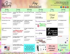 Arthur Murray Royal Oak   Advanced Dance Schedule for May 2016 #michigan #danceclass