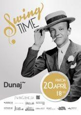 Swing Time, 20.4.2012, Bratislava Bratislava, City Life, Dj, Events, Party, Movie Posters, Movies, Films, Film Poster