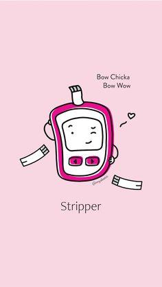 Diabetes Wallpaper - Stripper Diabetes Bag, Type One Diabetes, Gestational Diabetes, Diabetes Tattoo Type 1, Diabetes Quotes, Diabetes Supplies, Diabetic Tips, Diabetes Mellitus, Diabetes Treatment
