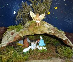 santons on articles nativity and nativity sets