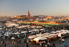 Marrakesch-Marokko